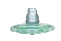 HV glass suspension insulator U70BS