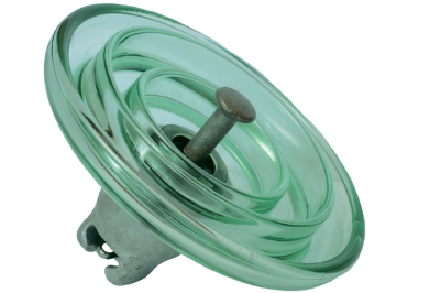 HV glass suspension insulator U160BLP