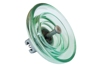 HV glass suspension insulator U160BL