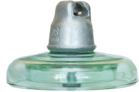 HV glass suspension insulator U160BS