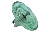 HV glass suspension insulator U120BP
